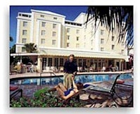 The Colony Hotel - Palm Beach, Florida -