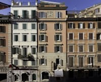 Hotel Pincio - Rome, Italy - 