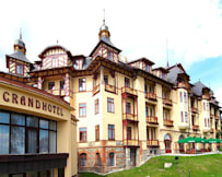 Grand Hotel - Stary Smokovec, Slovakia - 