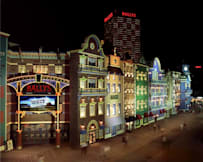 Bally&#039;s Atlantic City - Atlantic City, New Jersey - 