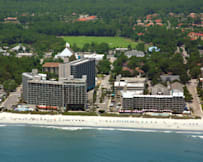 Sand Dunes Resort & Villas - Myrtle Beach, South Carolina - Sands Dunes  -  Ocean Dunes
