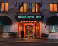 Grand Hotel Ritz - Rome, Italy - Exterior View