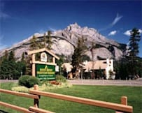 Banff Rocky Mountain Resort - Banff, Canada - 
