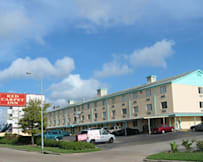 Red Carpet Inn - Houston, Texas - 