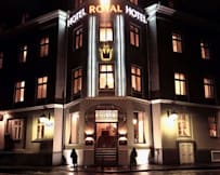 Royal Hotel - Gothenburg, Sweden -