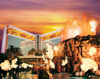 The Mirage - Las Vegas, Nevada - The Mirage Hotel and Casino