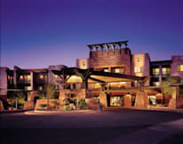 Hilton Sedona Resort & Spa - Sedona, Arizona - Resort Front Entrance