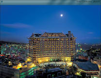 Commodore Hotel - Busan, South Korea -