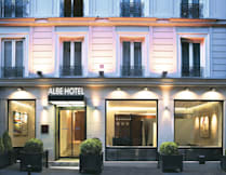 Hotel Albe Saint Germain - Paris, France -