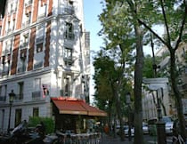 Hotel Roma Sacre Coeur - Paris, France -