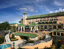 The Hotel Hershey - Hershey, Pennsylvania -