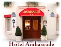 Ambassade Hotel - Paris, France - 