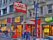 Hotel Stratford - San Francisco, California - 