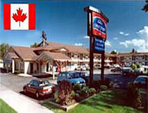 Howard Johnson Express Inn - Niagara Falls ONT, Canada -