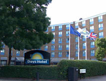 Days Hotel Waterloo - London, United Kingdom -