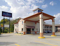 Howard Johnson Express Inn - Houston, Texas -