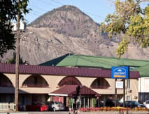 Howard Johnson Inn -Downtown - Kamloops, Canada -