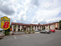 Super 8 Motel - Flagstaff, Arizona - 