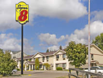 Super 8 Motel - Cloquet, Minnesota -