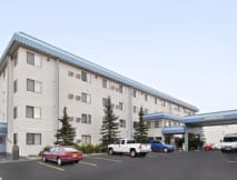 Super 8 Motel - Anchorage, Alaska -