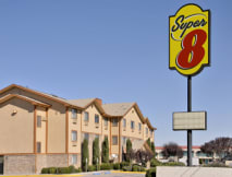 Super 8 Motel - Kingman, Arizona -