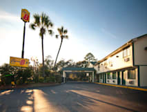 Super 8 Motel - Panama City, Florida -