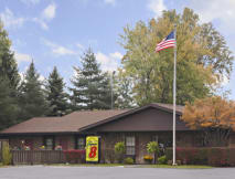 Super 8 Motel - Alliance, Ohio -