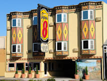Super 8 Motel - San Francisco, California -
