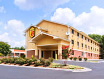 Super 8 Motel - Charlottesville, Virginia - 