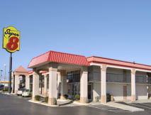 Super 8 Motel - Oklahoma City, Oklahoma - 