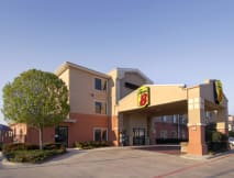 Super 8 Motel Ft Worth North - Ft. Worth, Texas -