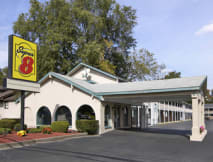 Super 8 Motel Albany - Colonie, New York - 