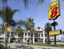Super 8 Motel - Houston, Texas -