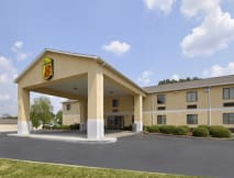 Super 8 Motel - Memphis, Tennessee -