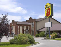 Super 8 Motel - Gothenburg, Nebraska -