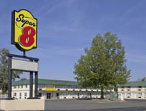 Super 8 Motel - Ashland, Ohio -