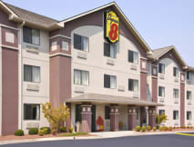 Super 8 Motel - Lynchburg, Virginia - 