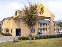 Super 8 Motel - Arlington, Texas -