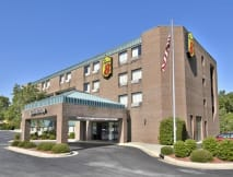 Super 8 Motel - Raleigh, North Carolina -