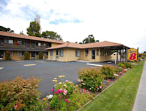 Super 8 Motel - Monterey, California -