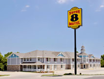 Super 8 Motel - Arkansas City, Kansas -
