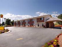 Super 8 Colorado Springs - Colorado Springs, Colorado -