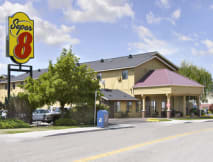 Super 8 Motel Boise - Boise, Idaho -