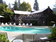 Dawn Ranch Lodge - Guerneville, California -