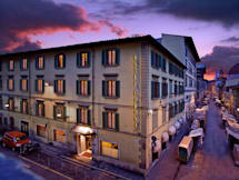 Corona D&#039;Italia Hotel - Florence, Italy - 