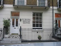 Europa House Hotel - London, United Kingdom -