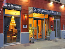 Best Western Crequi Lyon Part Dieu - Lyon, France -