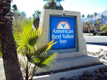 Americas Best Value Inn - Palm Springs, California -