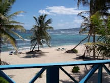 Hibiscus Beach Resort - Christiansted, US Virgin Islands - Beachfront Room Balcony Views