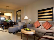 The Westin Kierland Villas - Scottsdale, Arizona - Premium Villa Living Space and Kitchen
